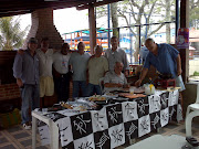 almoço de quarta no Jurujuba Iate Clube