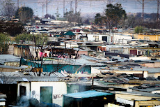 Shacks in Mamelodi