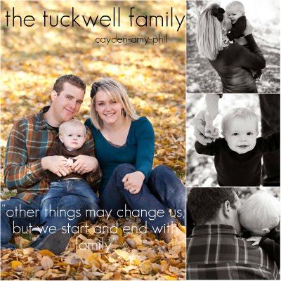 Tuckwell Family