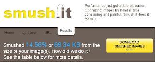 smush it Image Optimization