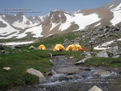 Mount Alamkoh Iran