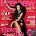 Daughter of former Miss Universe Gloria Diaz, is on the cover of April 2009 issue of Preview Magazine Philippines.