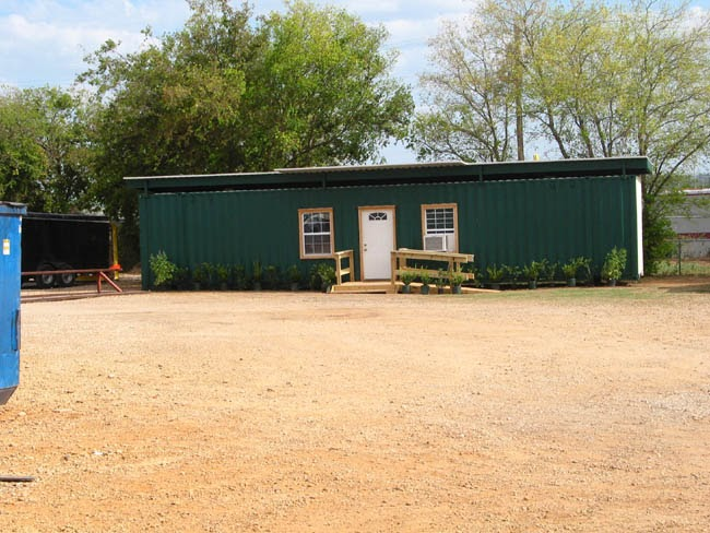 Texas container homes jesse c smith jr consultant a place to sleep email update from mike wallace - Container homes texas ...