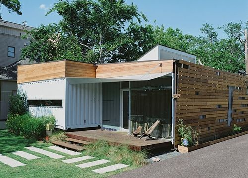 Texas container homes jesse c smith jr consultant container home houston texas by numen - Container homes texas ...