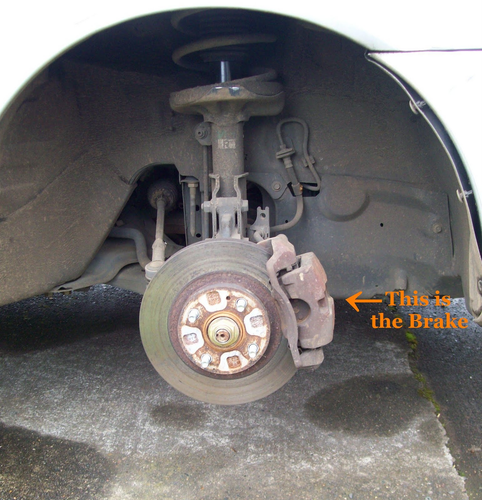 when to change brakes on new car