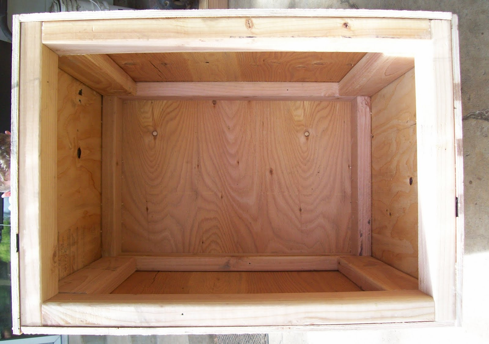How To Build A Firewood Box End Of Ordinary