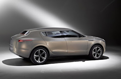 Aston Martin SUV Lagonda Concept Reviews