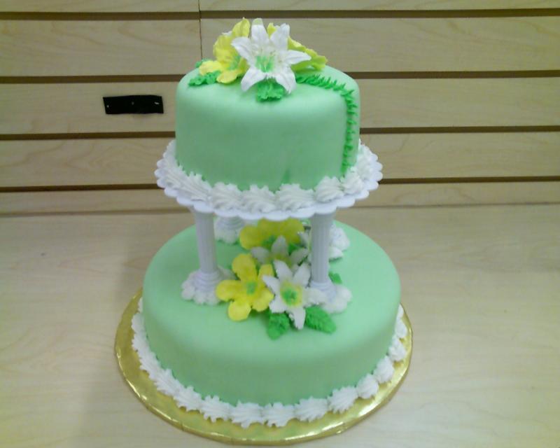 [SuperAmanda_Tiered+Green+Cake.183131324Tiered%20Green%20Cake]