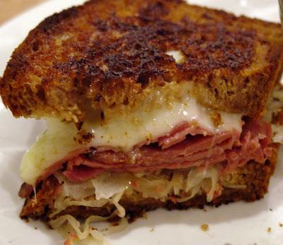 Gluten-Free Rachel Sandwich