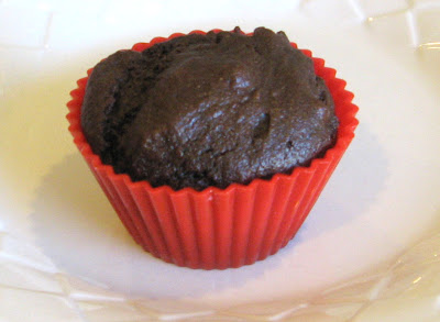 Chocolate (Banana) Muffin
