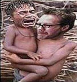 Manny Pacquiao With Freddie Roach As Natives
