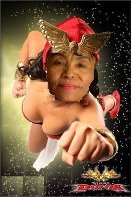 Nanay Dionisia As Dana