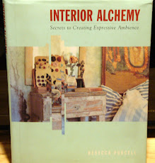 Interior Alchemy by Rebecca Purcell