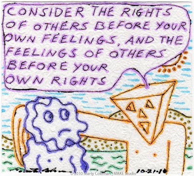 Consider The Rights – Are Your Rights Right? #3
