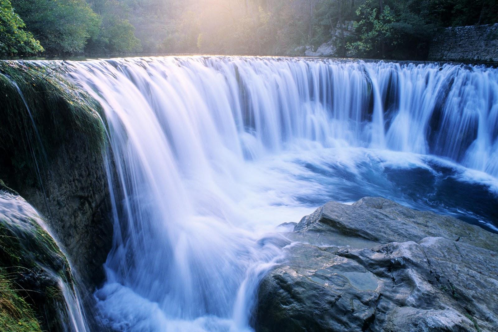 Fondos de Pantalla | Wallpapers: Fondo HD Paisaje con cascada