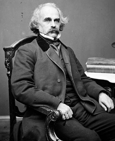 "nathaniel hawthorne the birthmark essay Nathaniel hawthorne's ""the birthmark"" nathaniel hawthorne's the birthmark displays his bravura in details and symbolisms to depict implicitly the."
