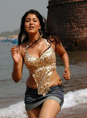 sheryl brindo spicy at beach unseen pics