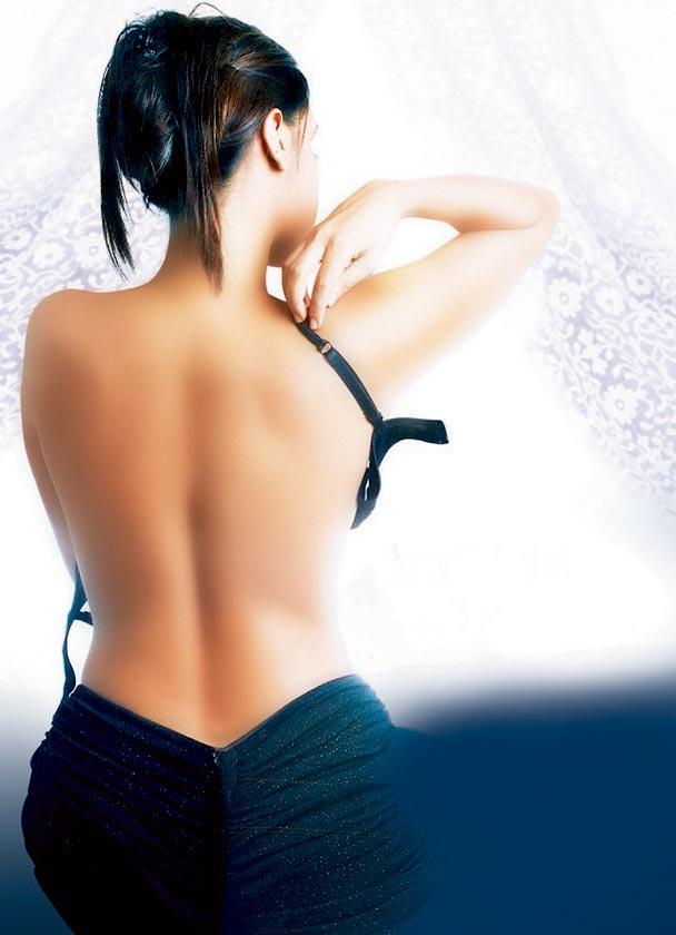 Neha Dhupia Bikini Scene