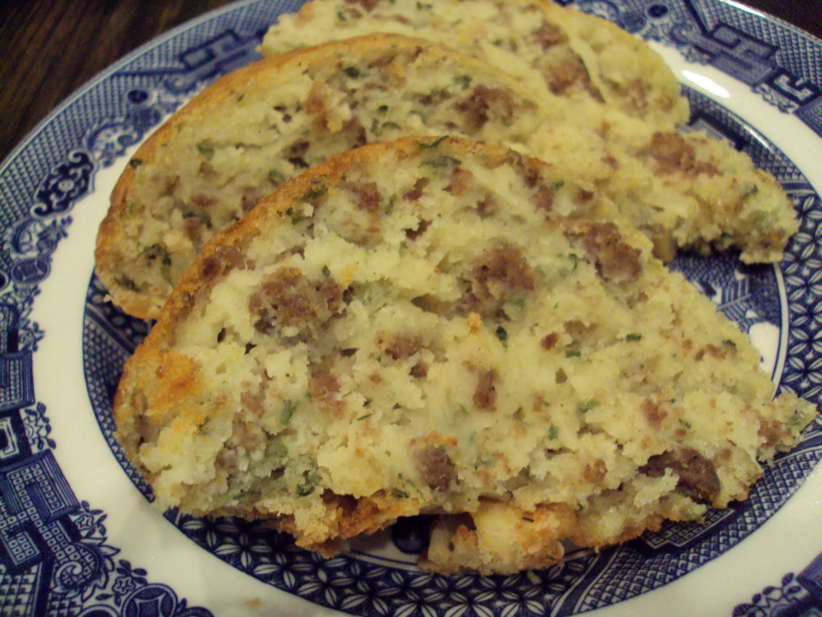 Meal Planning with Connie: Sausage Bundt Bread