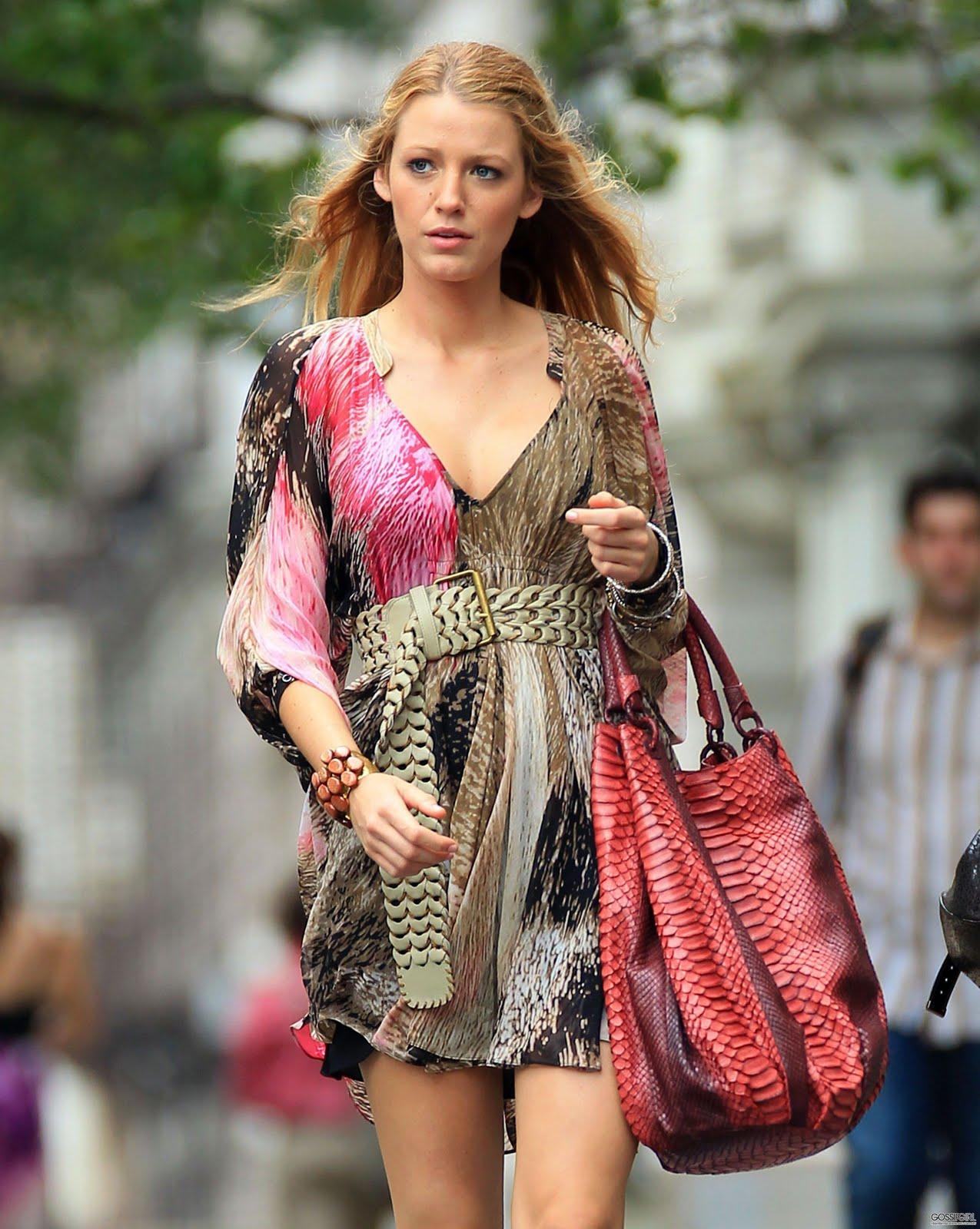 iloveluci: Street Style Muse: Serena Van Der Woodsen