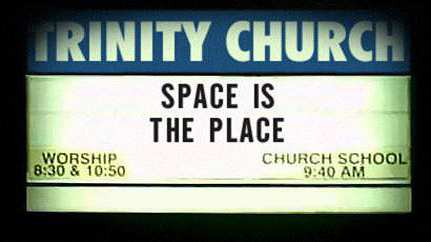 ●●●● Space is the Place ●●●●