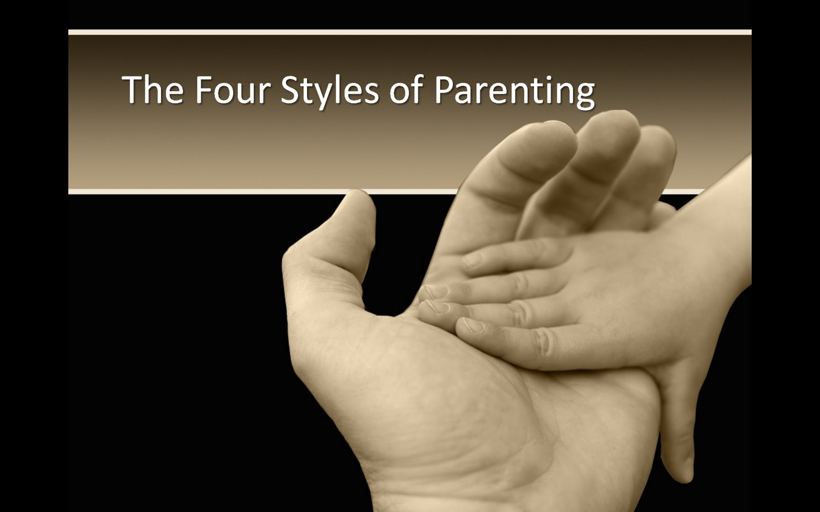 four parenting styles Parenting style and its correlates according to whether they are high or low on parental demandingness and responsiveness creates a typology of four parenting.