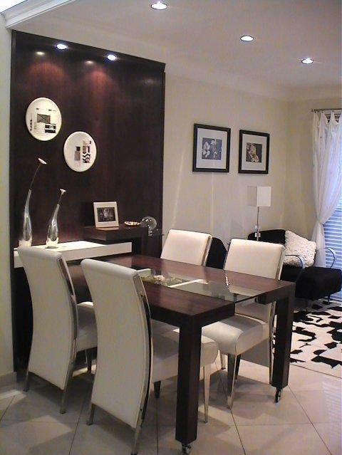 decoracao sala wengue:Mesa De Jantar Sala