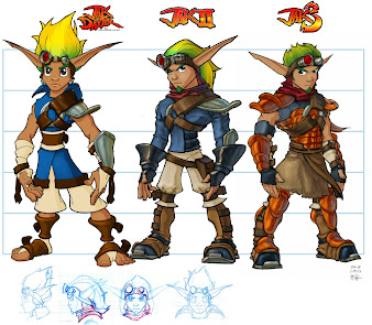 #2 Daxter Wallpaper