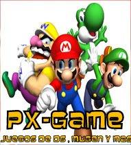 Entra a PXGame