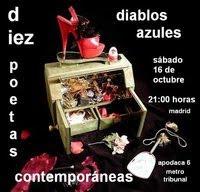 "Participé en este recital:  ""Diez poetas contemporáneas"""
