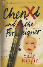 Chenxi and the Foreigner - March 2008