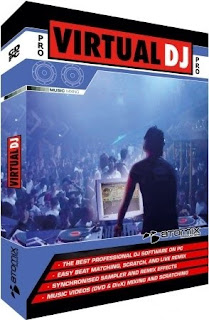 Baixaki Virtual DJ Pro v6.0.4 + Crack