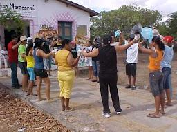 Realização de cursos e oficinas através de parceiros oferecidos à comunidade Antônio Justa