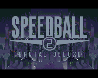 Speedball 2 Amiga