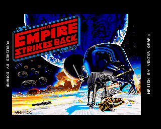 The Empire Strikes Back Amiga