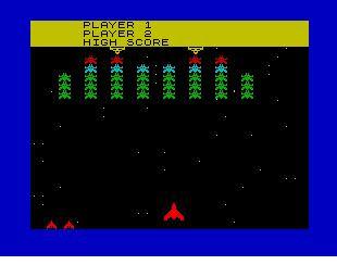 Galakzions ZX Spectrum