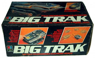 Big Trak - original box