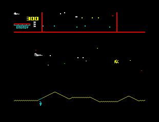Guardian II - ZX Spectrum