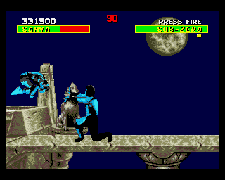 More ass kicking in Mortal Kombat