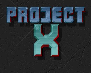 Project X - Amiga