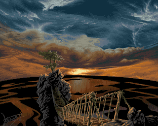 More beauty in Agony - Amiga
