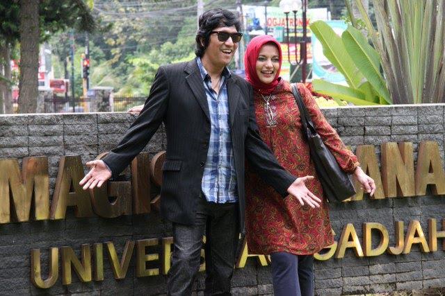 Kenangan Kemenangan Kecil Marissa Haque, Ikang Fawzi, MM UGM, Program MBA, Yogyakarta