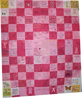Breast Cancer Quilt Center