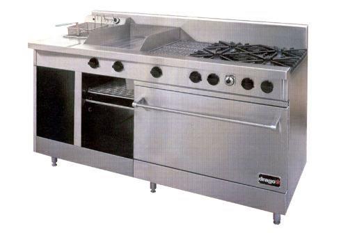 cocina hotel fabricante brasil: