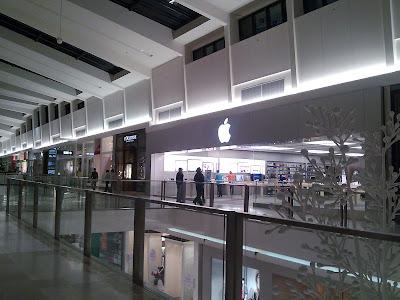 New Venture Apple Store Doncaster