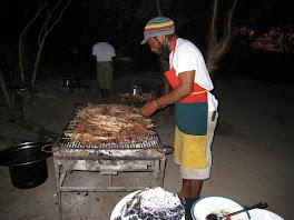 Les langoustes des Tobago Cays