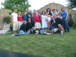 Une vraie photo de groupe