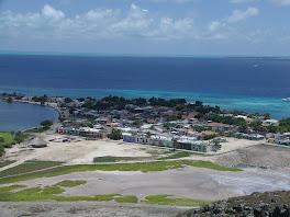 Le village de Gran Roque