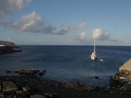 Fidji seul au petit jour a Montjes
