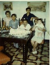 FAMILIA PADILLA ARAQUE 1974